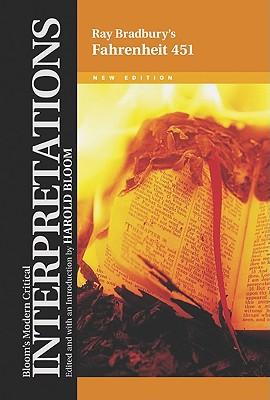 Fahrenheit 451 By Bloom, Harold (EDT)/ Bradbury, Ray